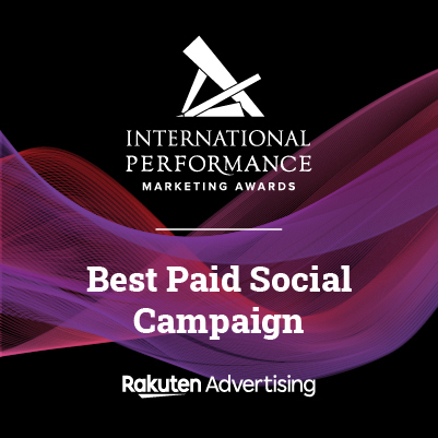 Best Paid Social Campaign